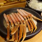 しゃぶしゃぶ温野菜 - 和牛と蟹のセットメニュー