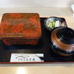 42109829 - うな重(特)3500円