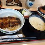 42109835 - うな丼(並)1760円
