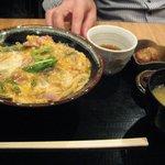 軍鶏一 - 軍鶏親子丼 \850