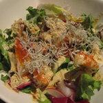 鉄板Diner JAKEN - シーフードサラダ