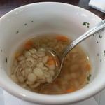 42110354 - スープの底