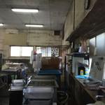 東豆腐店 - 工場内です