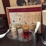 中華料理 菜香菜 - よく見れば、キリン一番搾り(中瓶)がもれなく410円