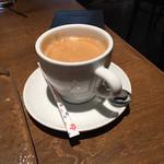 42114331 - ドリンクセットのコーヒー