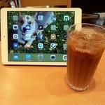 ドトールコーヒーショップ - ドリンク写真:アイスカフェラテM