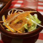 カリオカ - セットのサラダ