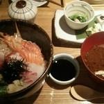 42118045 - 海鮮丼ランチ 1300円