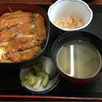味しん - カツ丼980円
