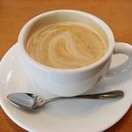 小仲台cafe - カプチーノ