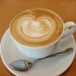 小仲台cafe - カフェラテ