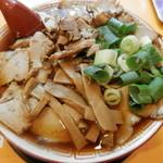 中華そば 麺屋7.5Hz - チャーシュー麺 大 ¥830
