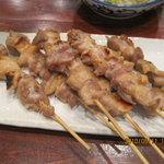 魚料理 はま中 - 焼き鳥