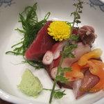 魚料理 はま中 - 刺身