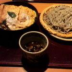 4212606 - カツ丼せっと(900円)