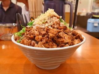 階杉 ゆめタウン大竹店 - 肉サイド(2015年8月8日)