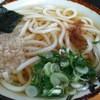 山崎製麺 - 料理写真:かけうどん。
