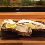 やかた寿司 - 料理写真:生がき