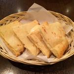 バンガロール - チーズナン