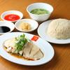 威南記海南鶏飯 - 料理写真:スチームチキンライス1人前