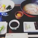 42128209 - 海鮮丼とかに汁定食