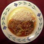 """いきましょうレストラン - 世田谷""""いきましょうレストラン""""ブリフィックスコース主菜「牛胃袋のプロヴァンス風煮込み」"""