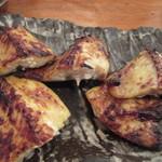 ろばた焼 磯貝 - つぼ鯛の味噌焼き、この店の人気No1の料理です。