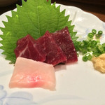 湯峡の響き 優彩 - 料理写真:熊本名物馬刺し(夕食)