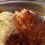ハヤシ屋中野荘 - 細かいお肉 2015.9