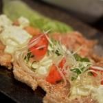 中屋 - 日向鶏のチキン南蛮定食 3