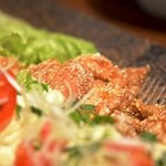 中屋 - 日向鶏のチキン南蛮定食 4