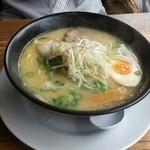Daikokuyaramen - 鶏そば680円