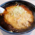 廣河ヌードル - 玉子とじ麺