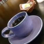 ラポール - ホットコーヒー 350円