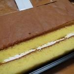 カンパーニュ - 料理写真:ザラメ入りカステラ