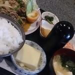 ラポール - 焼肉ランチ 850円