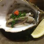 42138902 - 追加オーダーの岩牡蠣は身が小さめでした^^;