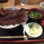 うなぎの大国 - 大国丼3100円