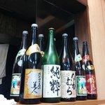 博多らーめん いのうえ - 九州のお酒でしょうか。