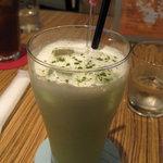 Koto Cafe - アイス抹茶オーレ