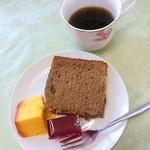 スマイルキッチン - デザート*コーヒー