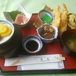 42142201 - 天ぷら定食