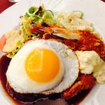 笄軒 - 洋食ランチ