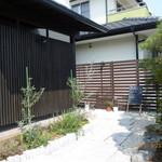 カフェアンジェ - 入口