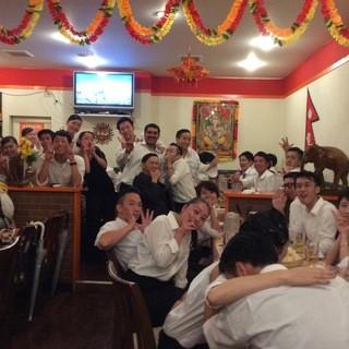 パーティー&宴会はインド料理SURAJで決まり!!