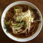 まるみつ食堂 - 料理写真:ラーメン
