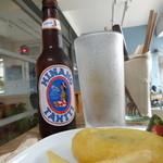 ザ ガゼボ - このビールは初めて ヒナノ