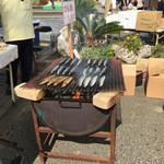 ひもの専門店 ファミリー市場 - 料理写真:さんま丸焼き!
