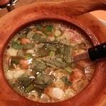 42146050 - イサーンの豚肉スープ