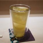 鮨 とかみ - お茶がすごく美味しい